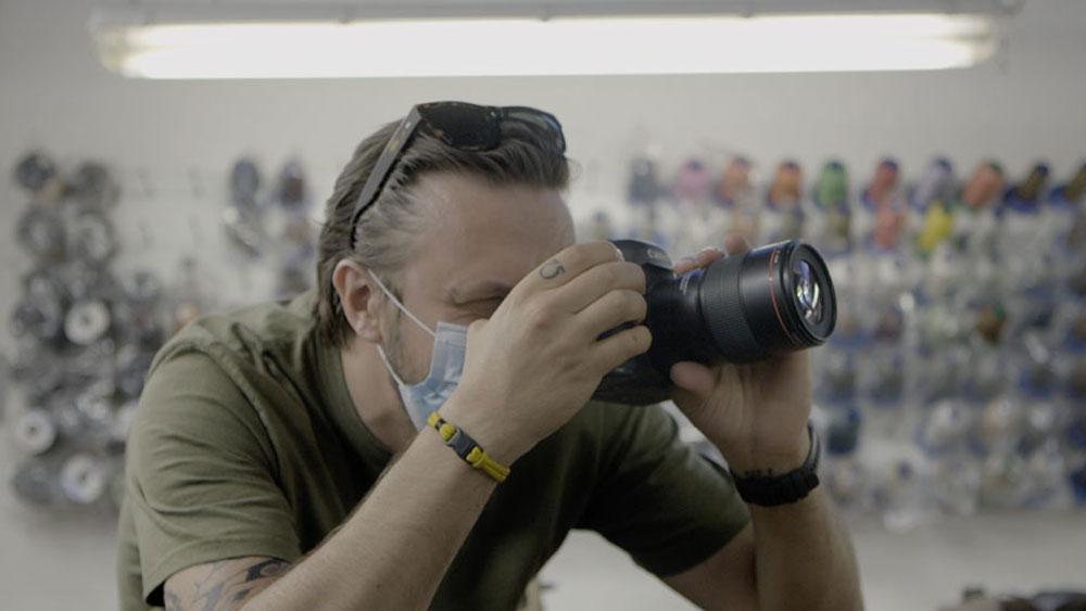 Cosa c'è dietro alle nostre immagini su Instagram?  Uno shooting  fotografico che parla di moda!